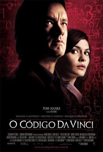 Poster do filme O Código Da Vinci