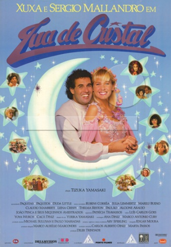 Poster do filme Lua de Cristal