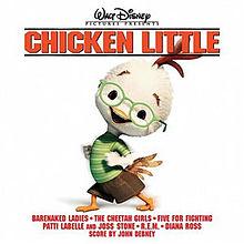 Poster do filme O Galinho Chicken Little