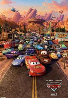 Baixar Carros – Dublado 720p (2006)