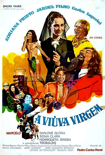 Poster do filme A Viúva Virgem