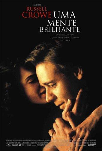 Poster do Filme Uma Mente Brilhante, com Russell Crowe
