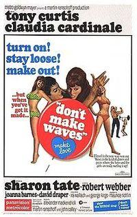Poster do filme Não Faça Onda