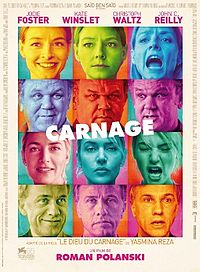 Poster do filme Deus da Carnificina