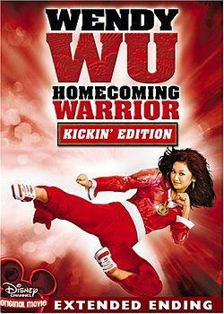 Poster do filme Wendy Wu: a garota Kung Fu