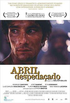 Poster do filme Abril Sangrento