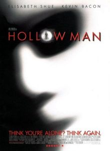 Poster do filme O Homem Sem Sombra