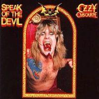 Resultado de imagem para Ozzy Osbourne Speak of the Devil