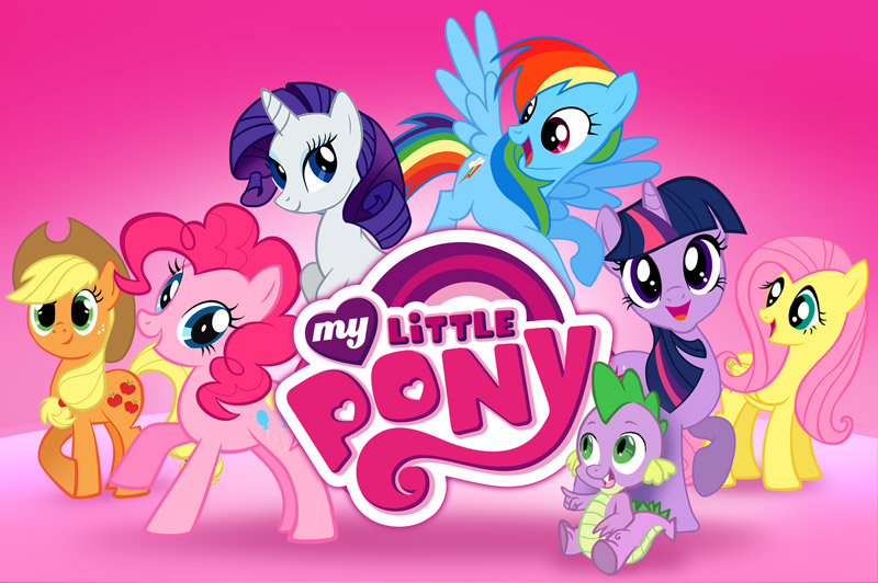 Little Pony RED