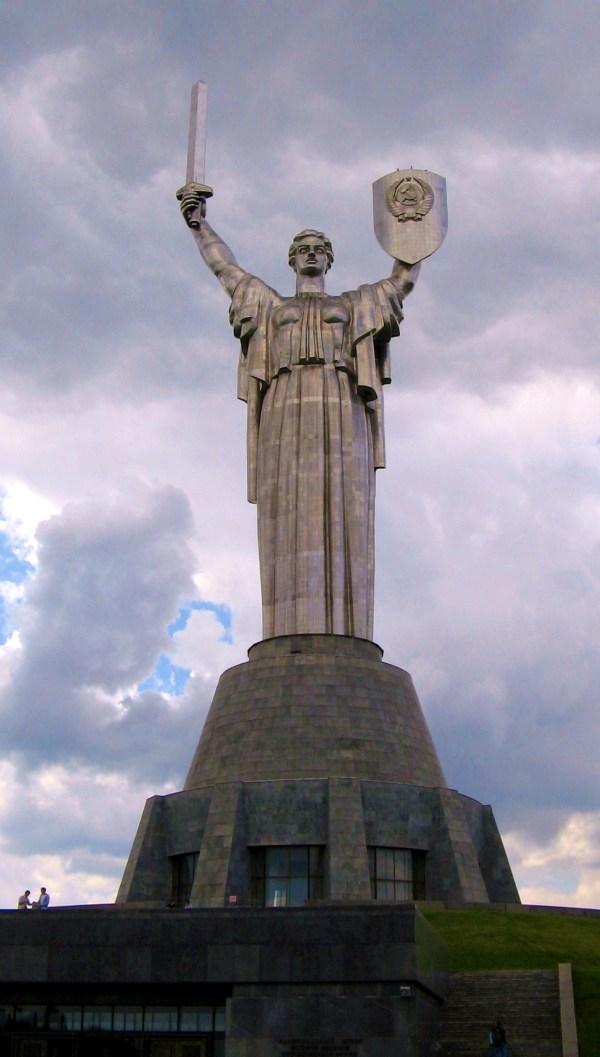 Родина-мать (Киев) — Википедия