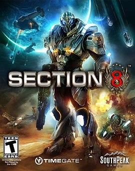 Section 8 (игра) — Википедия