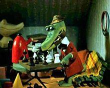 Крокодил Гена мультфильм Википедия
