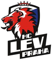 Лев хоккейный клуб Прага Википедия