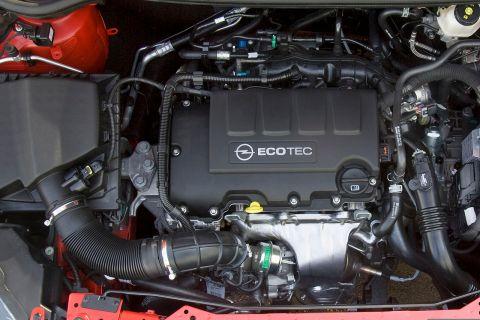 Silnik 1.3CDTi - wygląd zewnętrzny