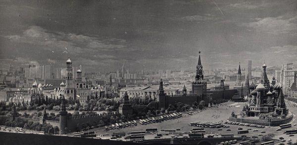 Москва — столица СССР — Википедия