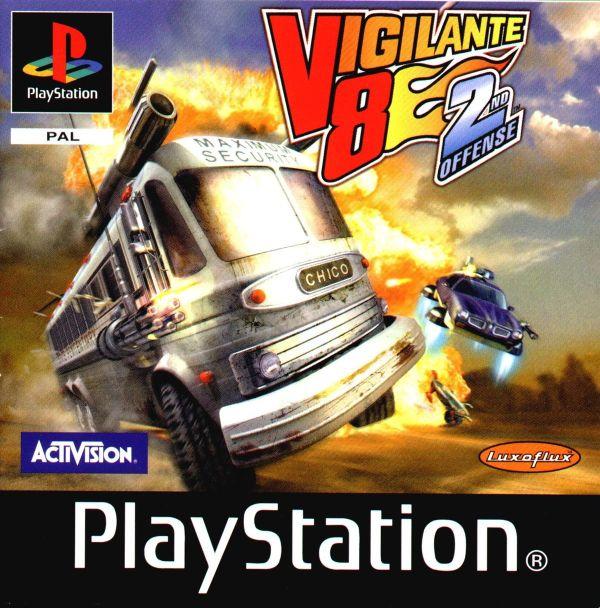Vigilante 8: 2nd Offense — Википедия