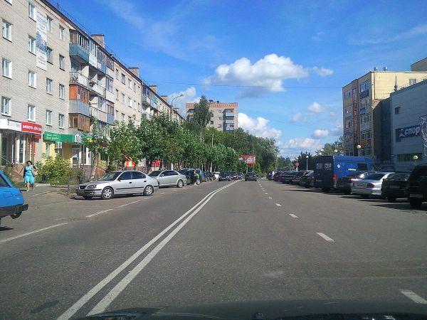Улица 8 Марта (Иваново) — Википедия