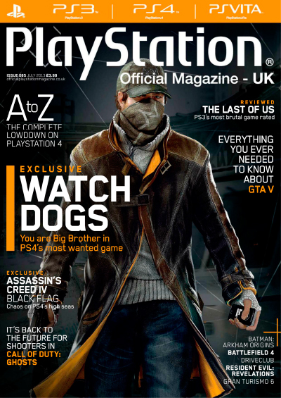 PlayStation Official Magazine UK Vikipedi