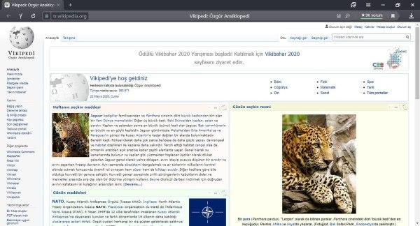 Yandex.Browser - Vikipedi