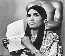 Sacheen Littlefeather - Vikipedi