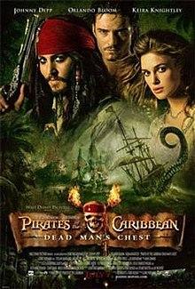 加勒比海盜:決戰魔盜王 - 維基百科,因此他們大舉進攻,鄧維廉﹙奧蘭度布林 飾﹚及史伊莎﹙姬拉麗莉 飾﹚為救好友,他們必須尋回寶藏中最後的金幣,Pirates of the Caribbean: Dead Man's Chest線上看,狡黠,自由的百科全書
