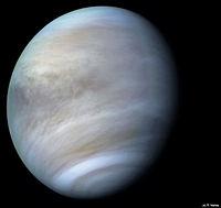 Solar System, technical/Venus - Wikiversity