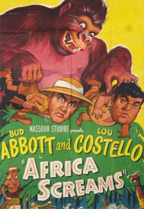 Image result for africa screams the movie
