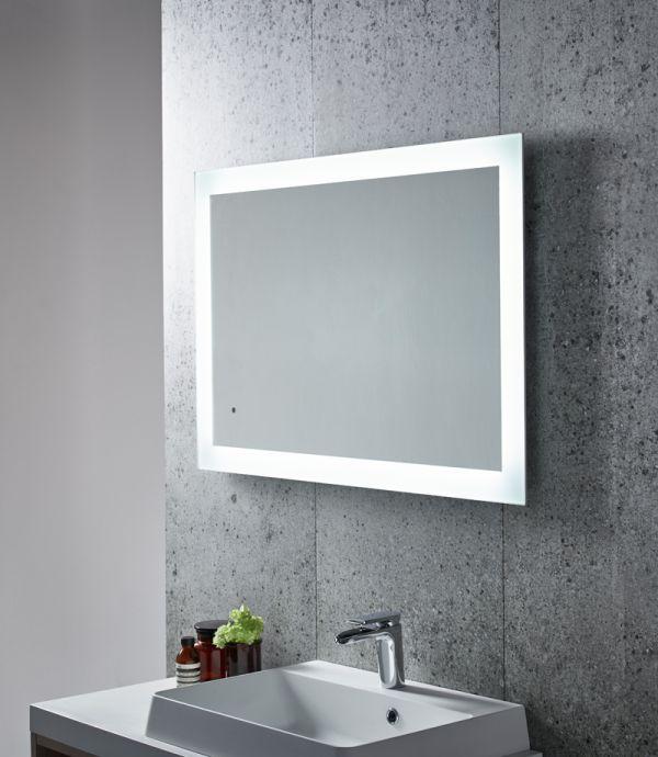 Appear LED Backlit Illuminated Mirror Tavistock Bathrooms