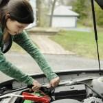 Car Battery Recharging