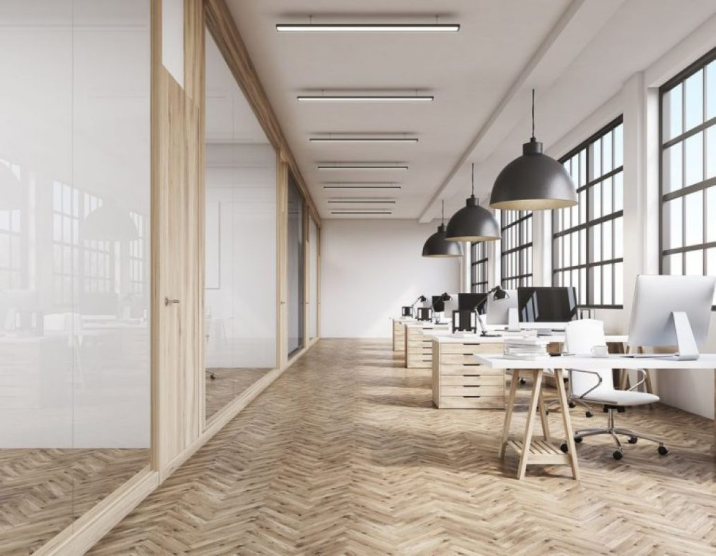 Wood Conquers Office