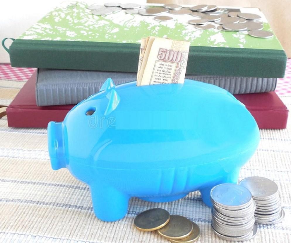Fixed Deposits money