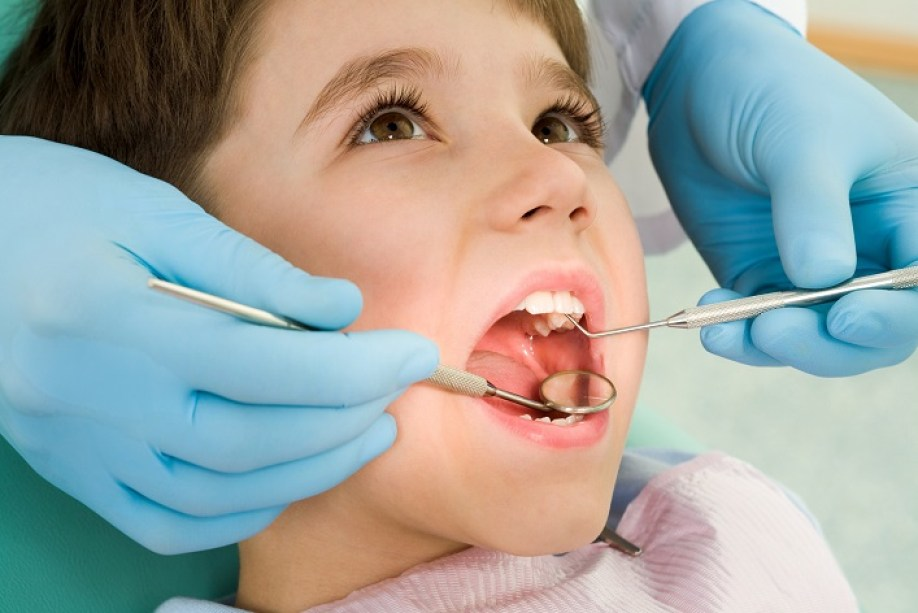 Teeth care children