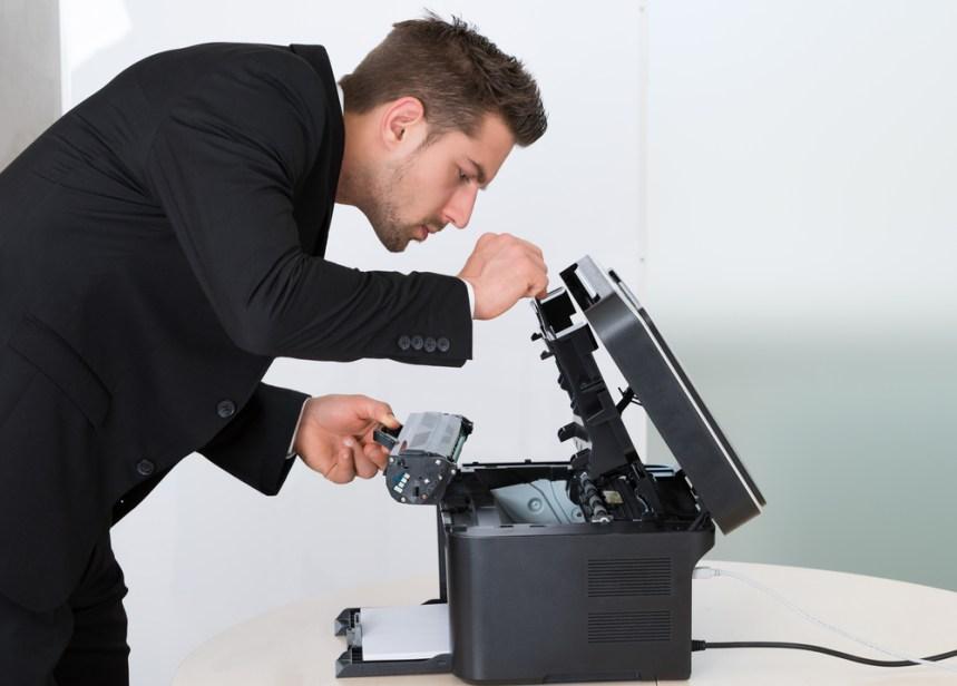 Printers quality problems