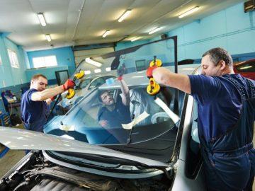Auto Glass Repair Shop