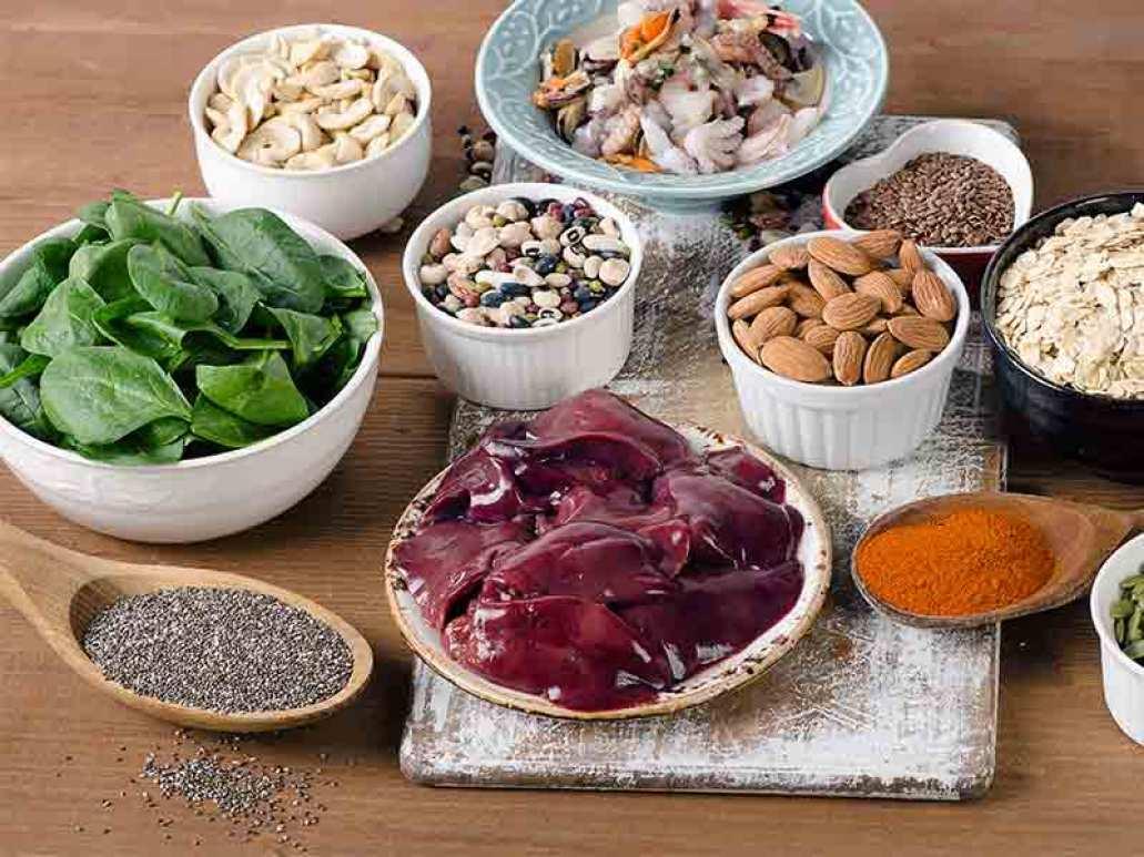 Manganese Rich health