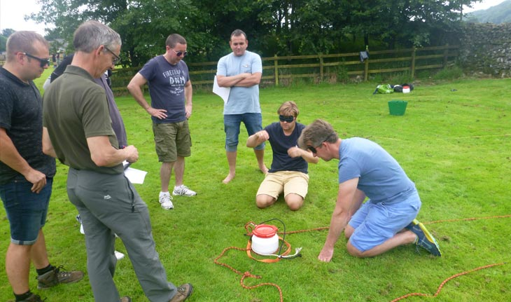 Planning and Needs of Outbound Training Team Building Programs