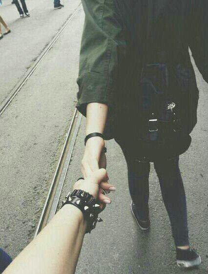 Couples Holding Hands Grunge Tumblr