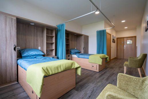 Saint John of God Hospital Riversdale Suite Twin Bedroom