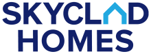 SkyClad Homes Logo
