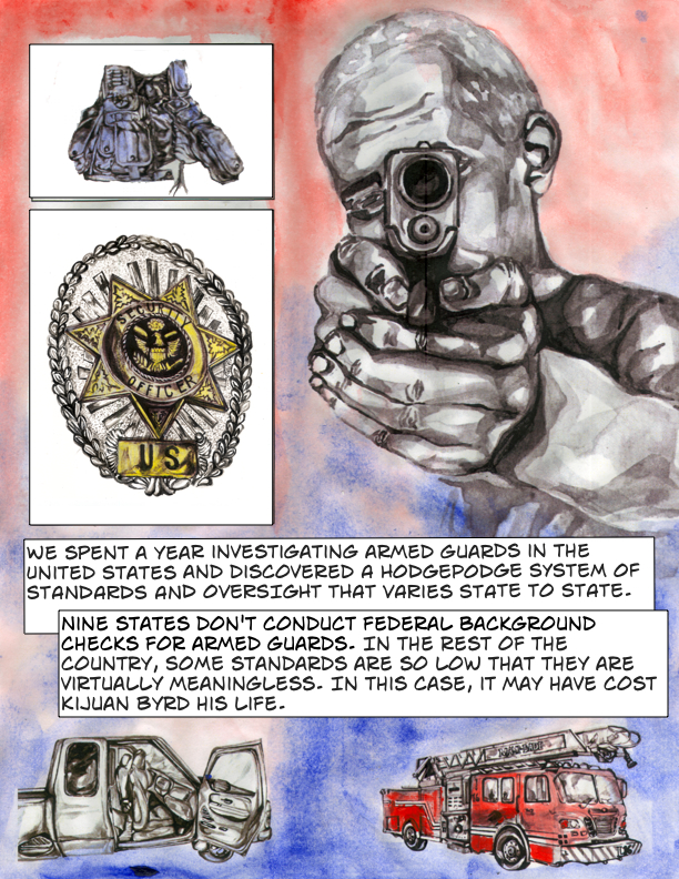 Hired Guns graphic 13
