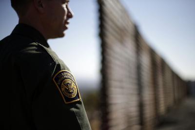 Border patrol officer