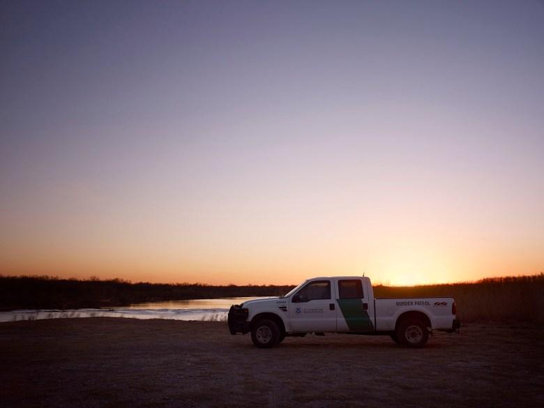 Mendez Shooting - Rio Grande sunrise