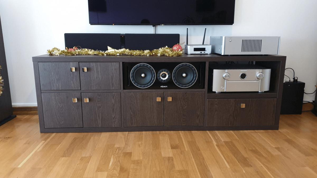un meuble tv original