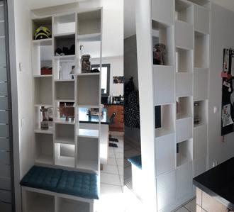 composer une bibliotheque de separation