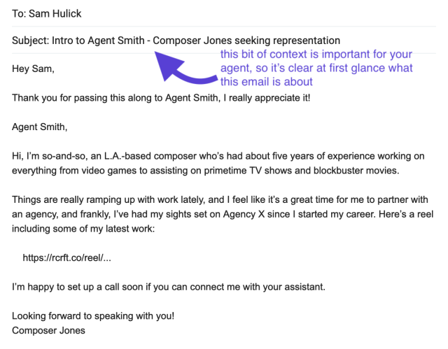 Making and requesting email introductions like a pro