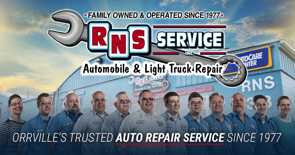Auto Repair In Orrville Ohio Rns Service Orrville Mechanic