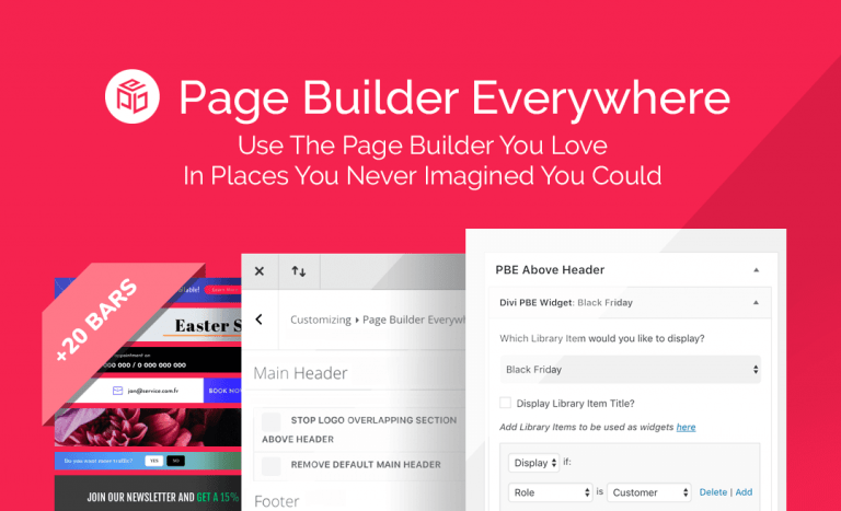 Download Divi Page Builder Everywhere