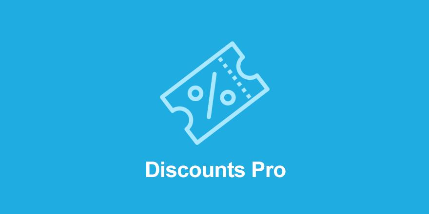 Download EDD Discounts Pro Addon