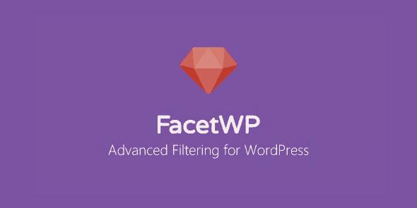 FacetWP-Advanced Filtering Plugin for WordPress