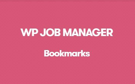 WP Job Manager Bookmarks Addon